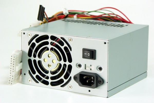 Блок питания FSP ATX 400W 400PAF 20+4 pin, PPFC, 80mm fan, I/O Switch, SATA