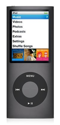 Плеер Apple iPod Nano 16Gb Black MC062