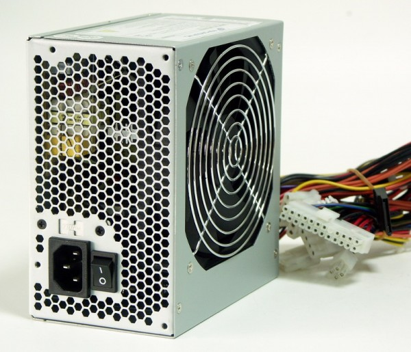 Блок питания FSP ATX 350W 350PNF 20+4 pin, PPFC ,120mm fan, I/O Switch, SATA