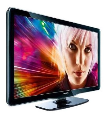 "Телевизор LED Philips 52"" 52PFL5605H/12 Black FULL HD"