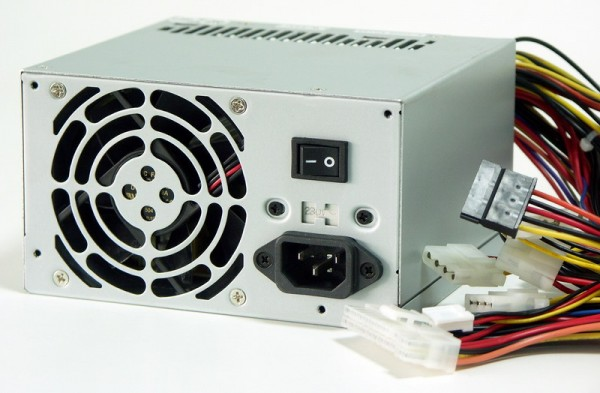 Блок питания FSP ATX 350W 350PAF 20+4 pin, PPFC, 80mm fan, I/O Switch, SATA
