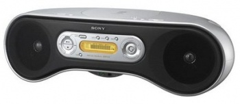 Аудиомагнитола Sony ZS-SN10L CD/MP3