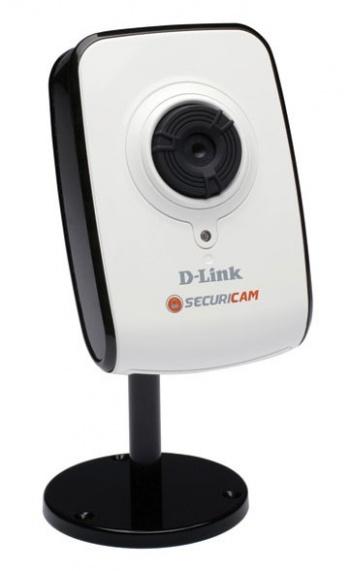 Интернет камера D-Link (DCS-910) .