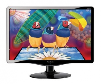 "Монитор ViewSonic TFT 21.5"" VA2231W black 16:9 FullHD DVI 5ms 300cd 100 000:1"
