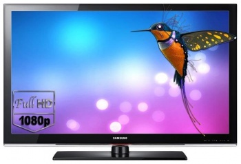 "Телевизор LCD Samsung 32"" LE32C530F1 Black FULL HD USB 2.0 (Movie) RUS"