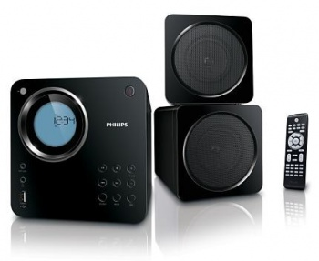 Микросистема DVD Philips MCD-107/51