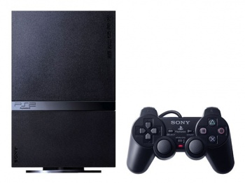 Игровая консоль Sony PlayStation2 Black Base Pack (PS719902126)