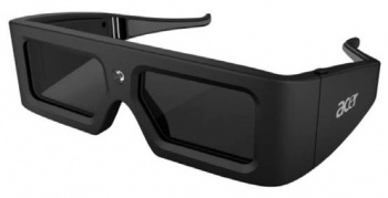 Очки DLP 3D Acer E1b DLP 3D glasses (Black)