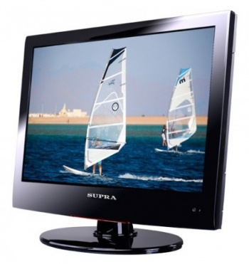"Телевизор LED Supra 22"" STV-LC2225WL Black HD READY Rus"