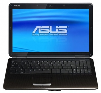 "Ноутбук Asus K50IP T4500/3G/250Gb/NV GF205/DVD-RW/WiFi/W7HB/15.6""/Cam"