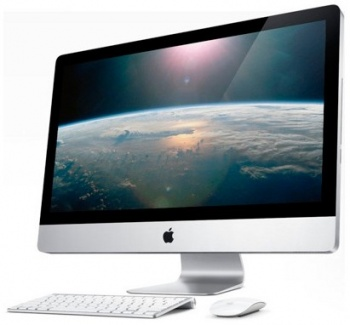 "Моноблок Apple iMac 21.5"" Core 2 Duo 3.06GHz/4GB/1TB/Radeon HD 4670/SD MB413"