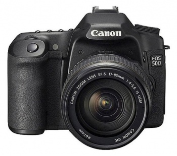 "Фотоаппарат Canon EOS 50D 17-85 IS USM KIT 15,1Mp 3"" CF (2807B013)"